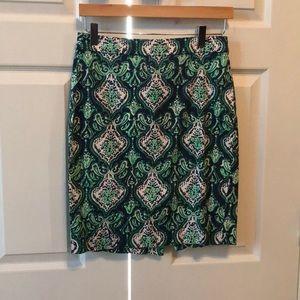 JCrew Pencil Skirt Size 2